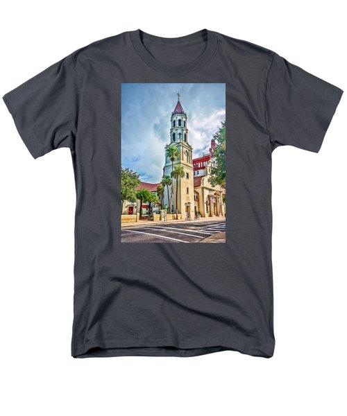 Cathedral Basilica Men's T-Shirt  (Regular Fit)