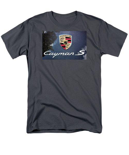 Cayman S Men's T-Shirt  (Regular Fit) by Kristin Elmquist