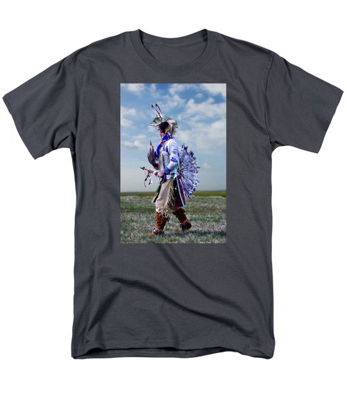 Celebrate The Dance Men's T-Shirt  (Regular Fit) by Karen McKenzie McAdoo