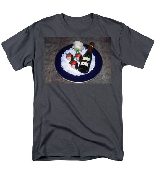 Celebration Plate Men's T-Shirt  (Regular Fit) by Sally Weigand
