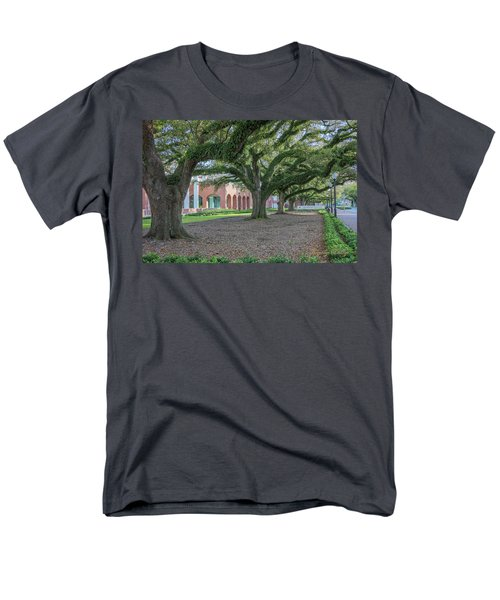 Men's T-Shirt  (Regular Fit) featuring the photograph Centennial Oaks by Gregory Daley  PPSA