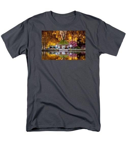 Central Park Memorial Men's T-Shirt  (Regular Fit) by Az Jackson