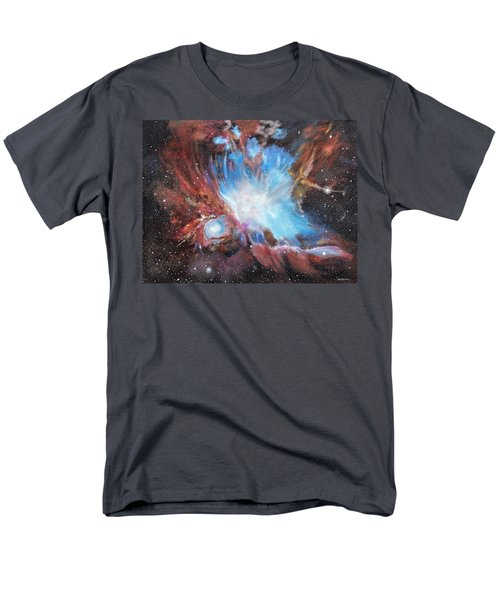 Chaos In Orion Men's T-Shirt  (Regular Fit) by Ken Ahlering