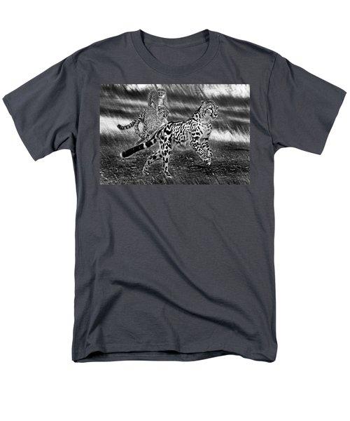 Chasing Mum Men's T-Shirt  (Regular Fit) by Miroslava Jurcik