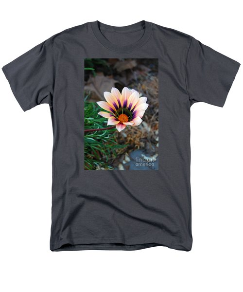 Men's T-Shirt  (Regular Fit) featuring the photograph Cheerful Flower by Debra Thompson