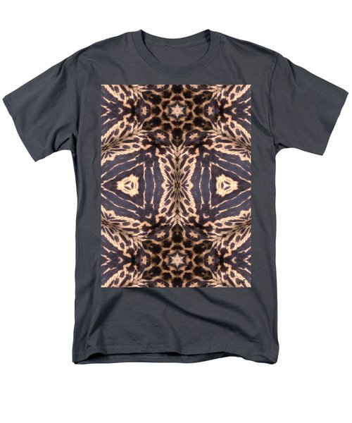 Cheetah Print Men's T-Shirt  (Regular Fit) by Maria Watt