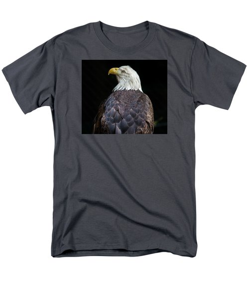Cheyenne The Eagle Men's T-Shirt  (Regular Fit) by Greg Nyquist