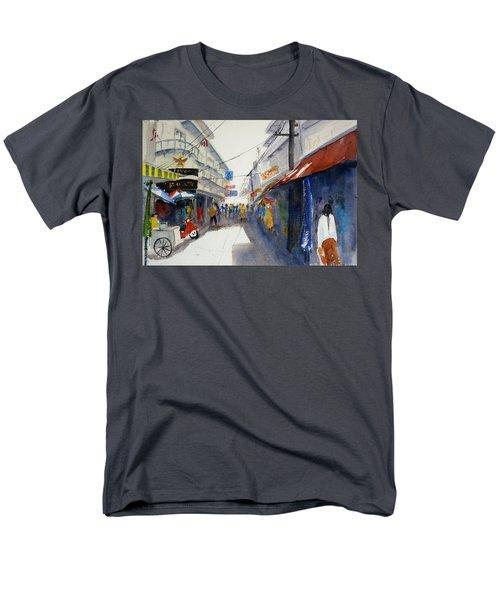 Chinatown, Bangkok Men's T-Shirt  (Regular Fit) by Tom Simmons