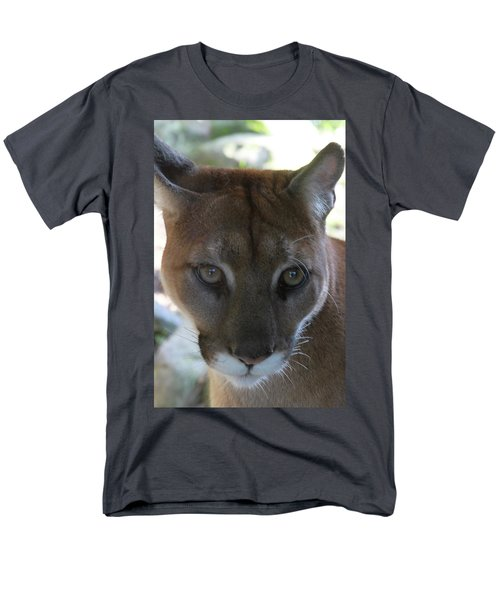 Men's T-Shirt  (Regular Fit) featuring the photograph Chinook by Laddie Halupa
