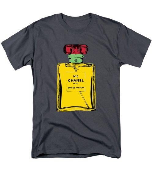 Chnel 2 Men's T-Shirt  (Regular Fit) by Mark Ashkenazi