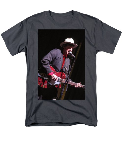 Chuck Mead Men's T-Shirt  (Regular Fit) by Jim Mathis