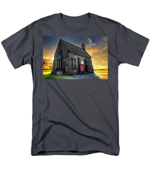 Church Men's T-Shirt  (Regular Fit) by Charuhas Images