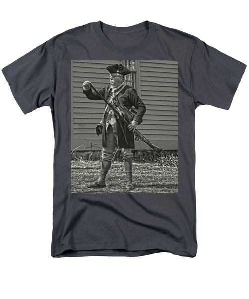 Citizen Soldier Men's T-Shirt  (Regular Fit) by Stephen Flint