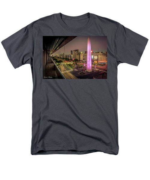 City Sunset Men's T-Shirt  (Regular Fit) by Andrew Matwijec