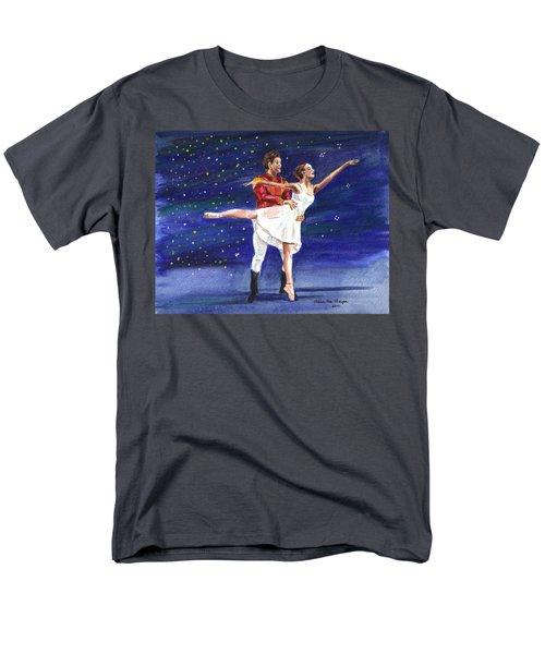 Clara's Nutcracker Men's T-Shirt  (Regular Fit)