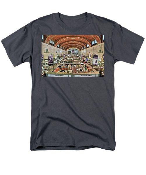 Classic Westside Market Men's T-Shirt  (Regular Fit)