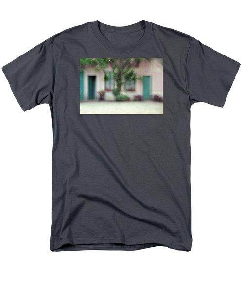 Men's T-Shirt  (Regular Fit) featuring the photograph At Claude Monet's Neighborhood by Dubi Roman