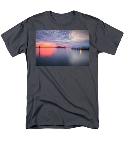 Close Of The Evening Men's T-Shirt  (Regular Fit) by David Cote