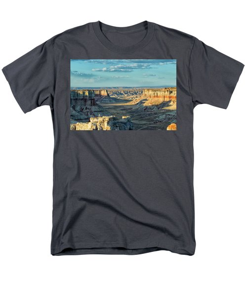 Coal Mine Canyon Men's T-Shirt  (Regular Fit) by Tom Kelly