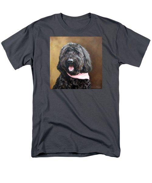 Coal Men's T-Shirt  (Regular Fit) by Sandra Chase