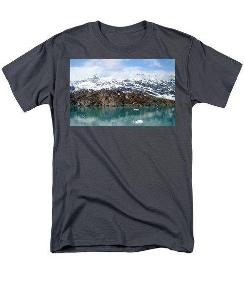 Coastal Beauty Of Alaska 5 Men's T-Shirt  (Regular Fit) by Richard Rosenshein