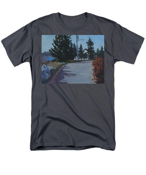 Coastal Road Men's T-Shirt  (Regular Fit)
