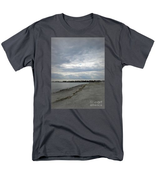 Men's T-Shirt  (Regular Fit) featuring the photograph Coastal Winter by Kristine Nora