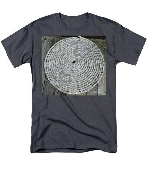Coiled By D Hackett Men's T-Shirt  (Regular Fit) by D Hackett