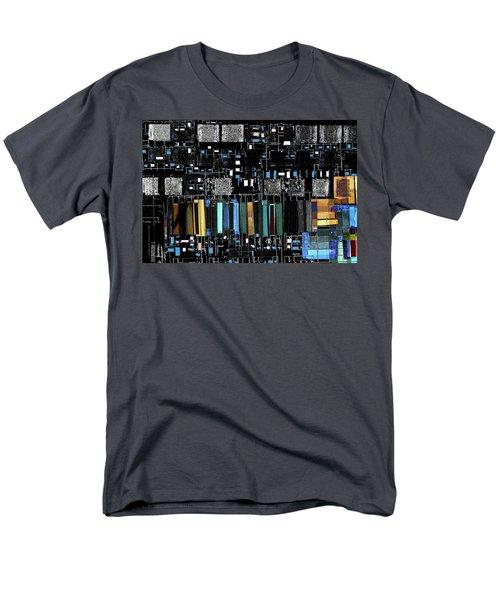Color Chart Men's T-Shirt  (Regular Fit) by Don Gradner
