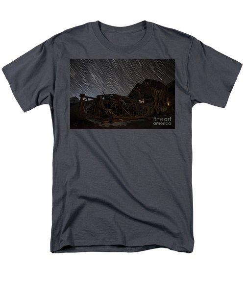 Colorado Gold Mine Men's T-Shirt  (Regular Fit) by Keith Kapple
