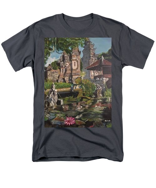 Come Into My World Men's T-Shirt  (Regular Fit) by Belinda Low