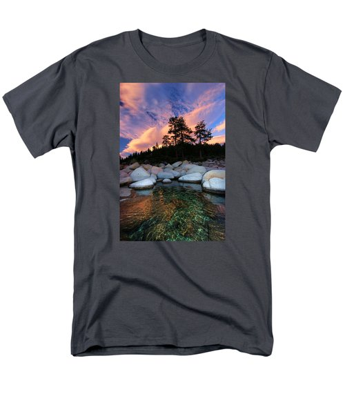 Come Into My World Men's T-Shirt  (Regular Fit) by Sean Sarsfield