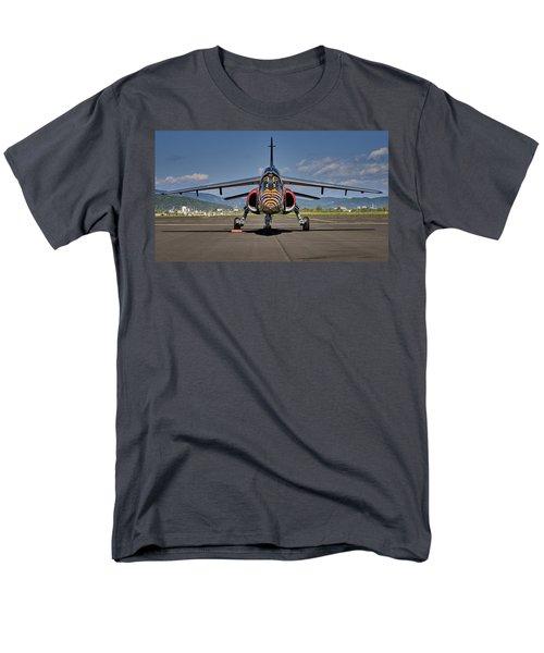 Confrontation Men's T-Shirt  (Regular Fit) by Robert Krajnc