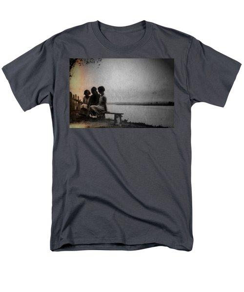 Converse Men's T-Shirt  (Regular Fit) by Mark Ross