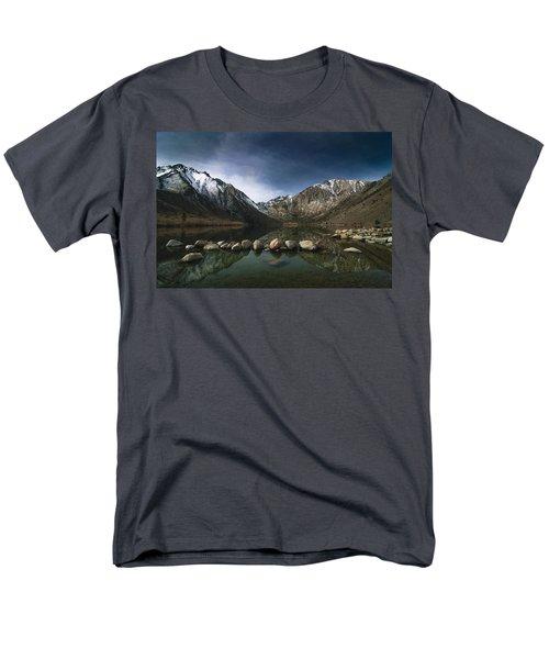 Convict Lake Men's T-Shirt  (Regular Fit)