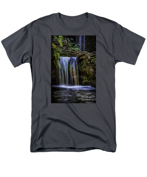 Men's T-Shirt  (Regular Fit) featuring the photograph Cool Water by Ken Frischkorn