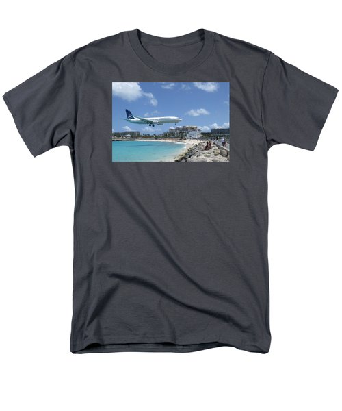 Copa 737 Princess Julianna Men's T-Shirt  (Regular Fit) by Christopher Kirby