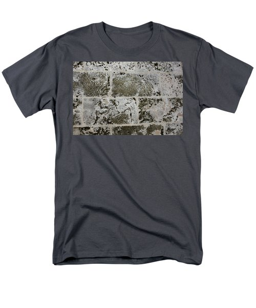 Coral Wall 205 Men's T-Shirt  (Regular Fit)