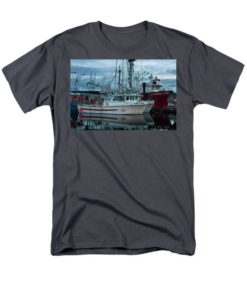 Men's T-Shirt  (Regular Fit) featuring the photograph Cork To Cork by Randy Hall