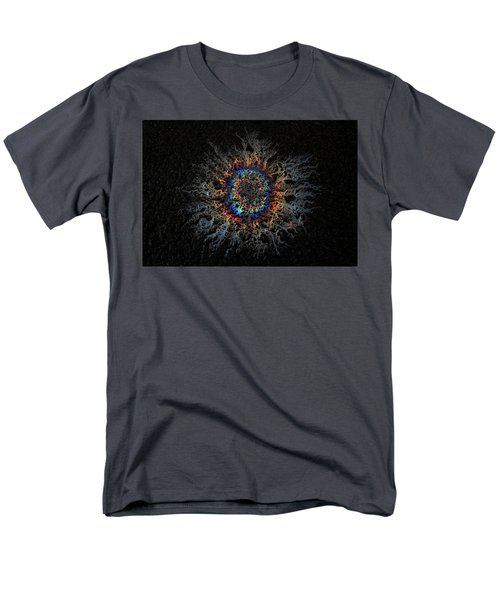 Men's T-Shirt  (Regular Fit) featuring the photograph Corona by Mark Fuller
