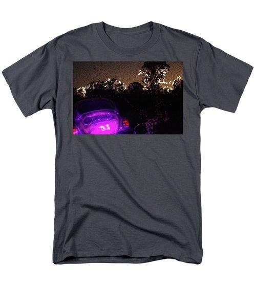 Cosmic Beetle Impressions Men's T-Shirt  (Regular Fit) by Carolina Liechtenstein