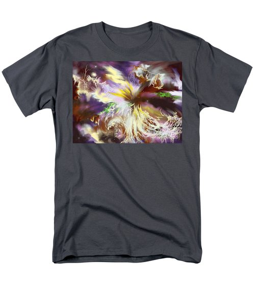 The Flowering Of The Cosmos Men's T-Shirt  (Regular Fit) by Amyla Silverflame