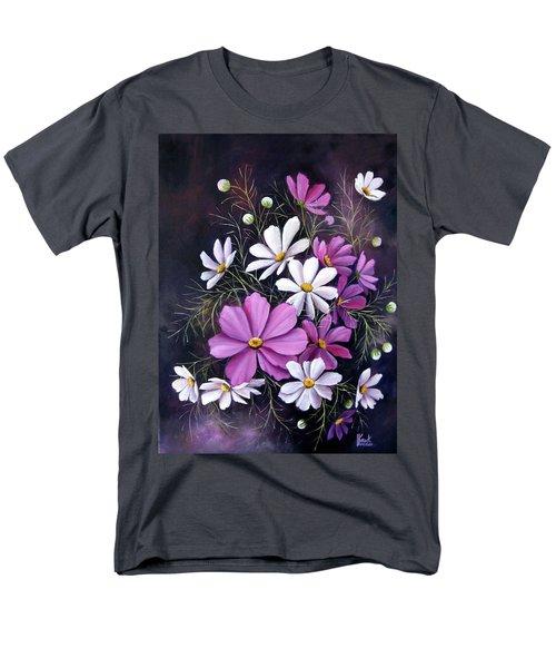 Cosmos Men's T-Shirt  (Regular Fit) by Katia Aho