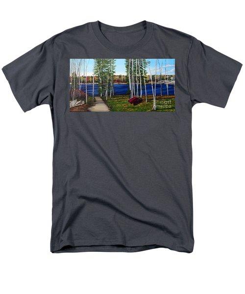 Cottage Life Men's T-Shirt  (Regular Fit)