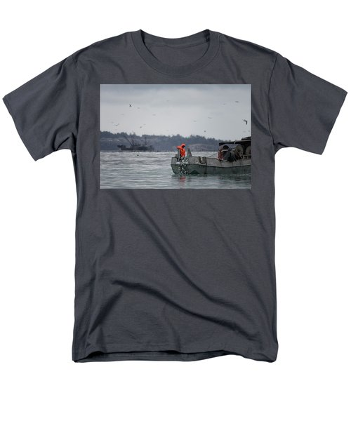 Men's T-Shirt  (Regular Fit) featuring the photograph Country Club by Randy Hall
