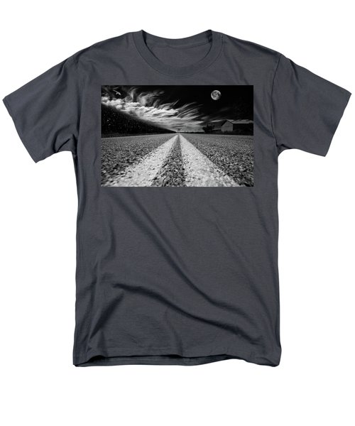 Country Road 51 Men's T-Shirt  (Regular Fit) by Kevin Cable