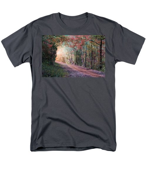 Country Road Men's T-Shirt  (Regular Fit) by Bill Stephens