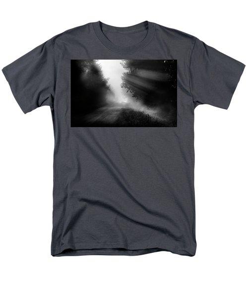 Country Trails Men's T-Shirt  (Regular Fit) by Dan Jurak