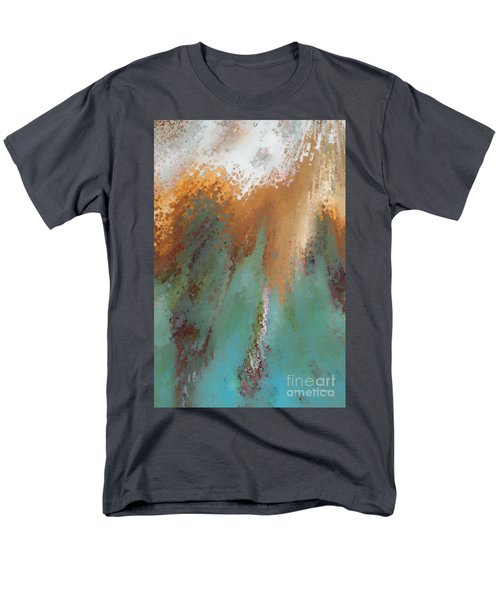 Created According To God. Ephesians 4 24 Men's T-Shirt  (Regular Fit) by Mark Lawrence