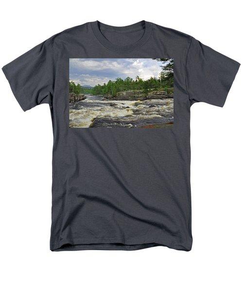 Crib Works 2 Men's T-Shirt  (Regular Fit)